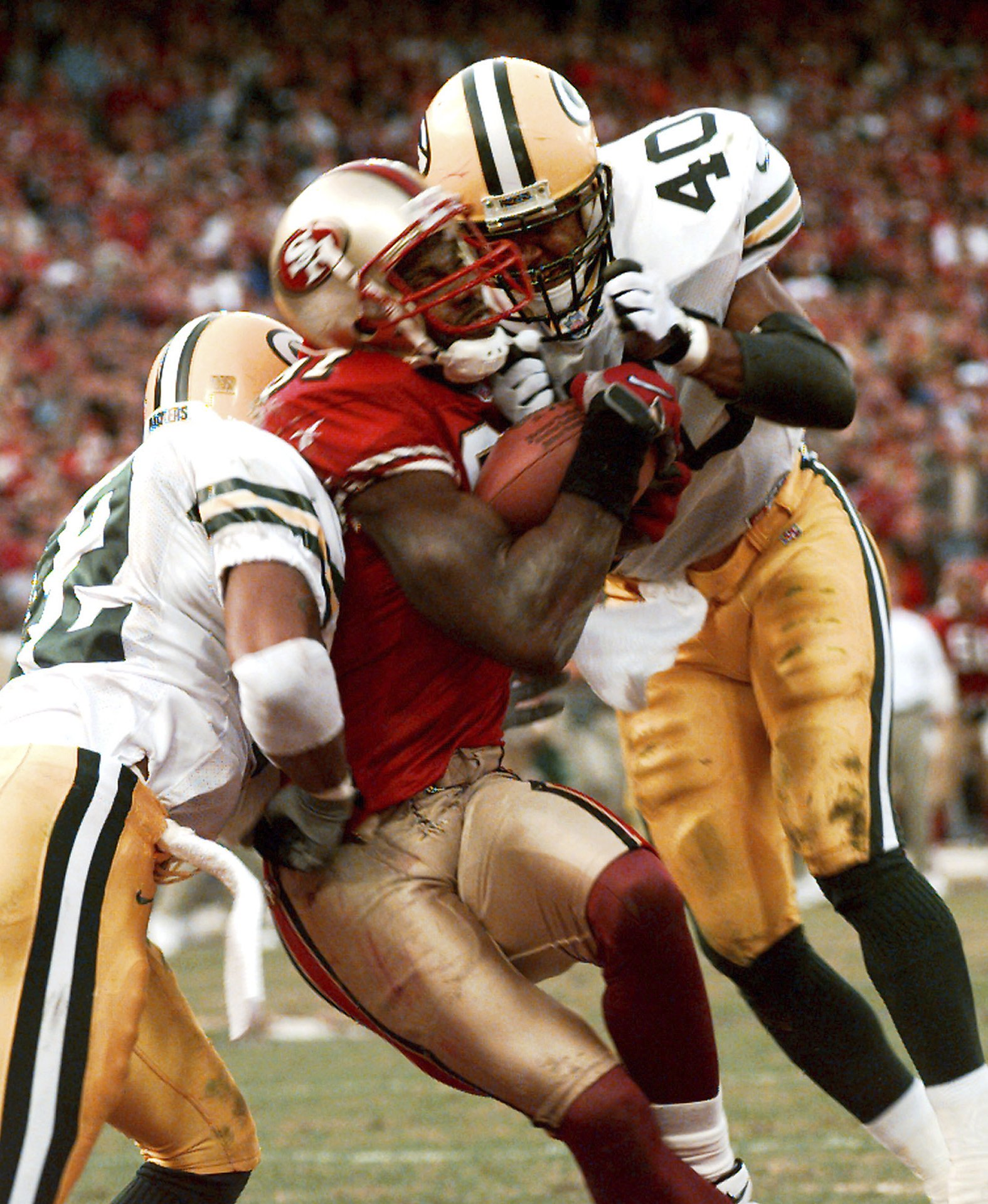 Steve Young, Steve Mariucci reflect on 49ers beating Packers on The Catch II