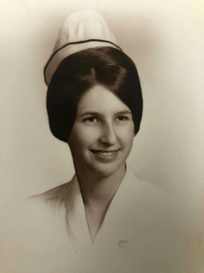 This is Susan Ramseyer's photo when she graduated from Henry Ford Hospital School of Nursing in May 1968. In June 1968, she became Mrs. Derrell Steffen. (Photo provided)