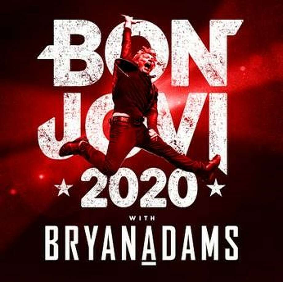 Bon Jovi Announces San Antonio Concert Date At At Amp T Center