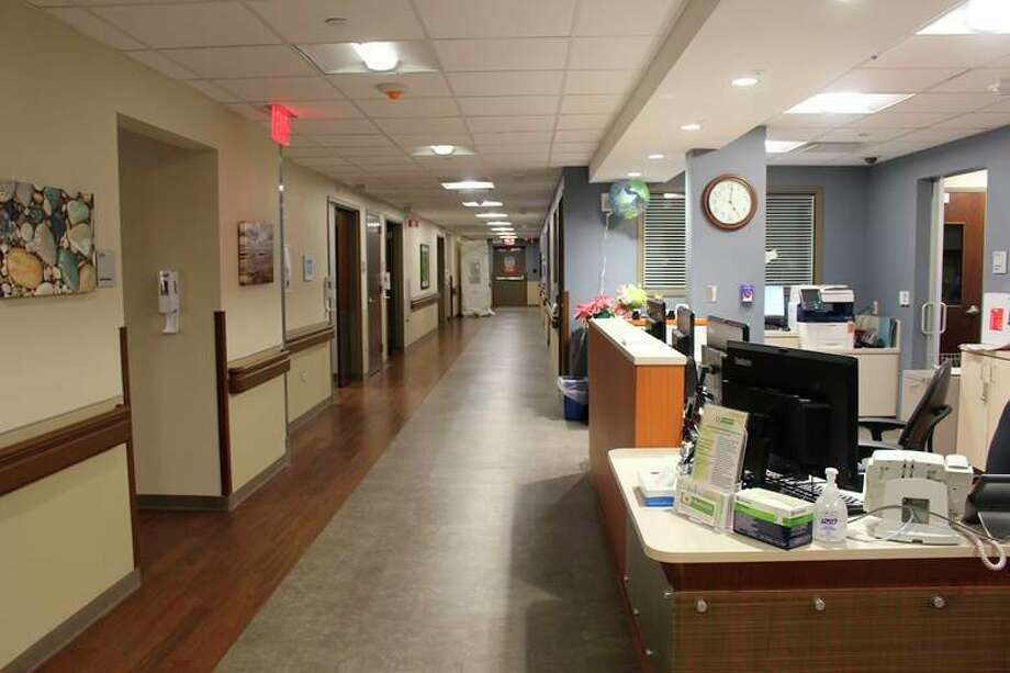 Spectrum Health Ludington Hospital's newFamily Birthing Center is8,900-square-foot.(Photo provided by Spectrum Health)