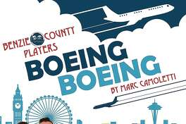"The Benzie County Players will be presenting ""Boeing, Boeing,"" the story of a man who's three airline hostess fiances show up at his house at the same time. (Courtesy photo)"