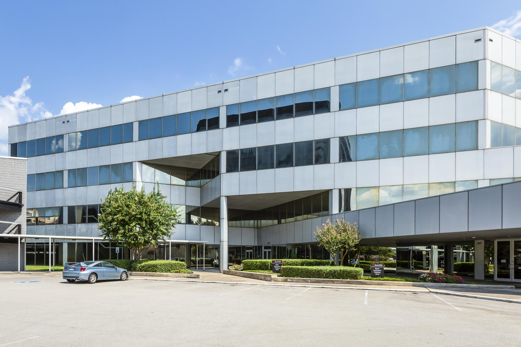 Real estate transactions: Greenspoint office building changes hands
