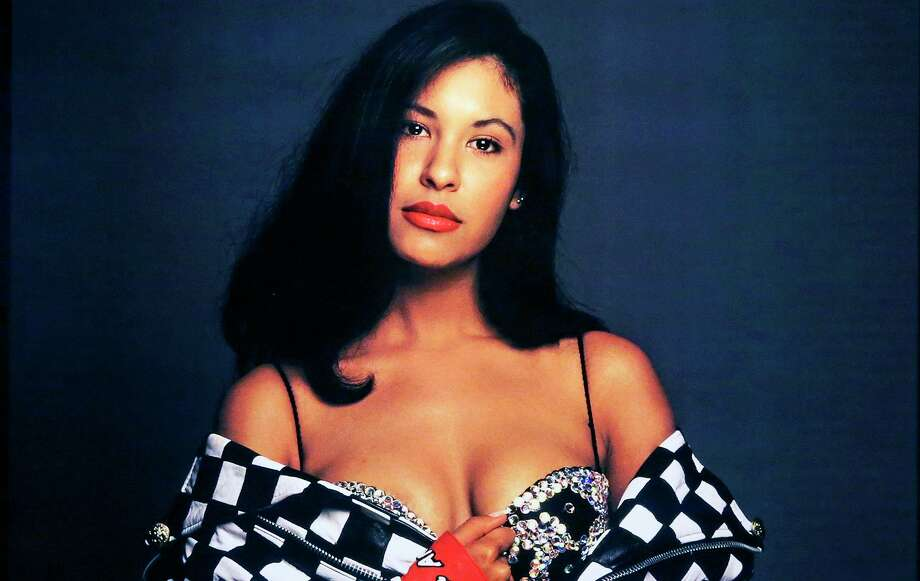 """Images from two photo shoots that John Dyer had with Tejano icon Selena — one in 1992 and one in 1995 — can be seen in Selena Forever/Siempre Selena,"""" an exhibit at the McNay Art Museum. Photo: Tom Reel /Staff Photographer / **MANDATORY CREDIT FOR PHOTOG AND  SAN ANTONIO EXPRESS-NEWS/NO SALES/MAGS OUT/TV"""