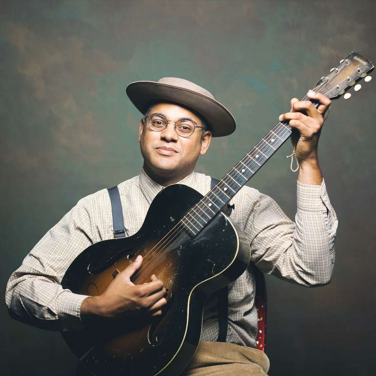 Friday: Dom Flemons tells the story of African American pioneers at Caffe Lena.
