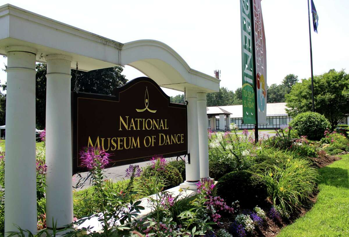 Exterior of the National Museum of Dance and Hall of Fame on Tuesday afternoon, August 5, 2014, in Saratoga Springs N.Y. (Selby Smith/Special to the Times Union)