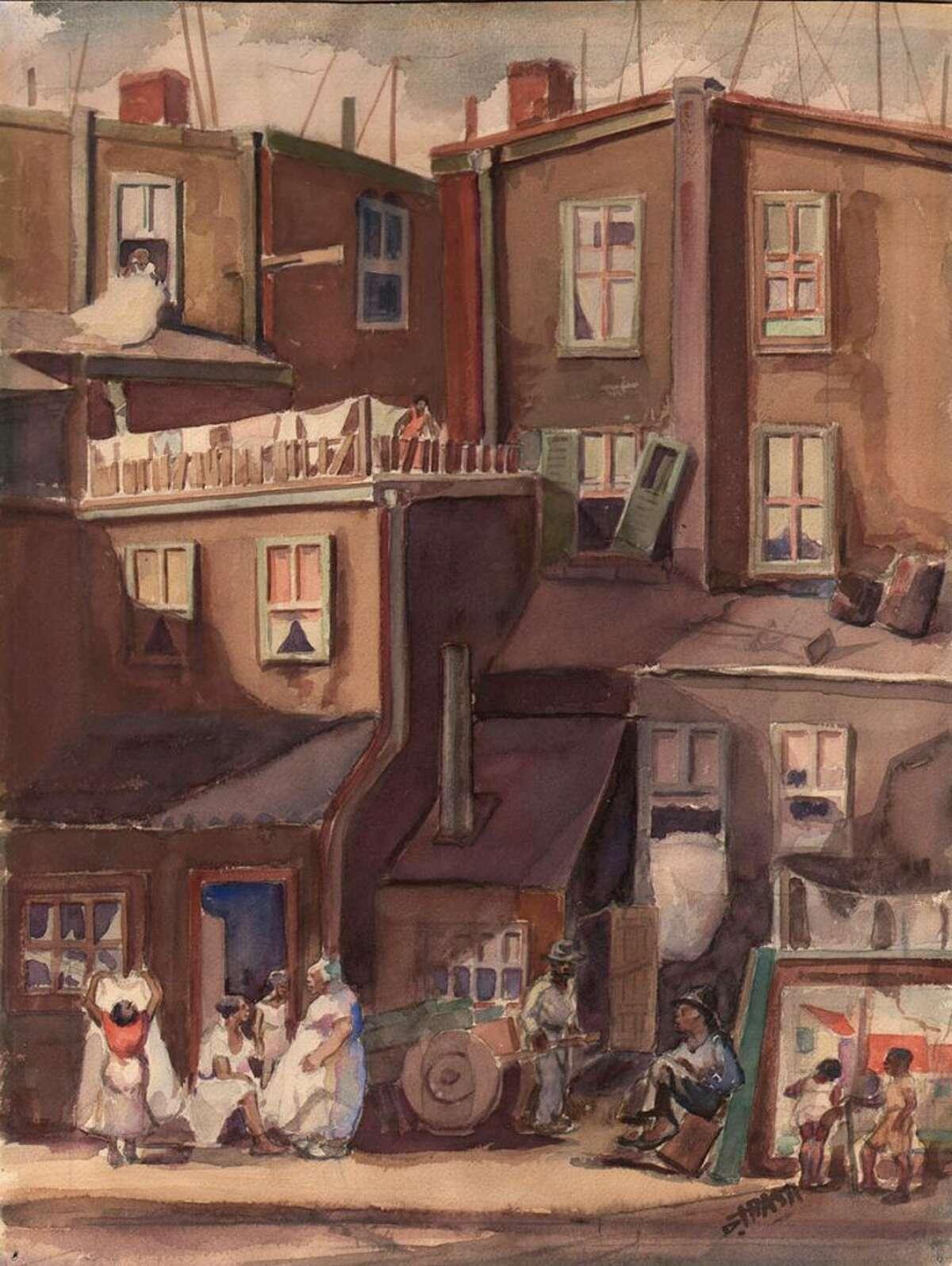 Dox Thrash, Black Life, and the Carborundum Mezzotint: Opens Jan. 21,Hyde Collection, Glens Falls
