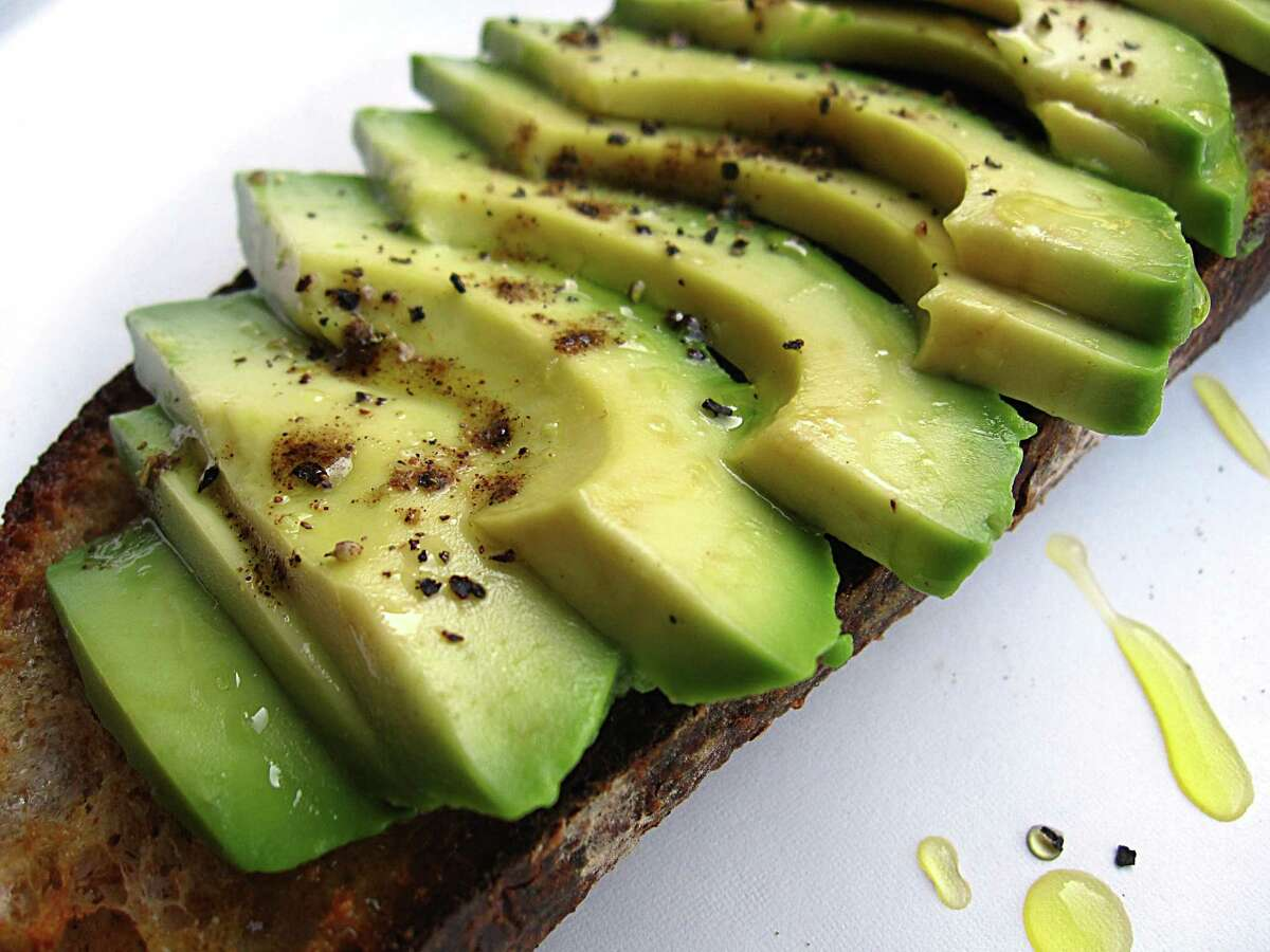 Avocado toast from The Good Kind