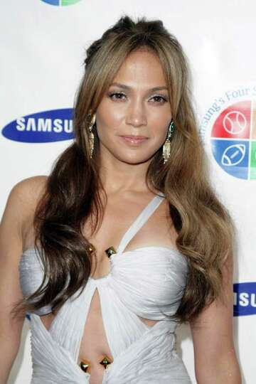 Jennifer Lopez , June 15, 2010, age 40.