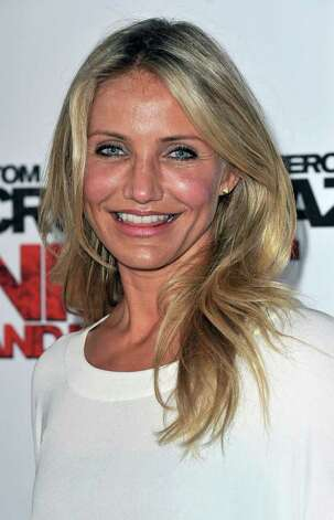 Cameron Diaz, July 23, 2010, age 37. Photo: Pascal Le Segretain, Getty Images / Getty Images