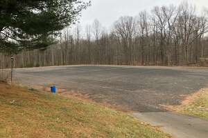 The Shelton High School tennis courts have been razed in preparation for refurbishment in the coming weeks.