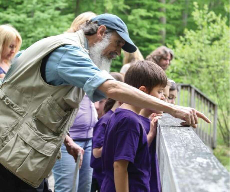 As naturalist and educator Ted Gilman prepares for retirement, the entire community is invited to gather at the Greenwich Audubon Center Jan. 18 to celebrate his career and legacy with Audubon and the Greenwich community. Photo: Greenwich.audubon.org