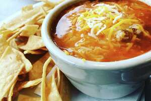 Jim's Restaurant : With nearly 20 locations in town, we're impressed with how consistently delicious Jim's take on tortilla soup is.  Multiple locations,    jimsrestaurants.com