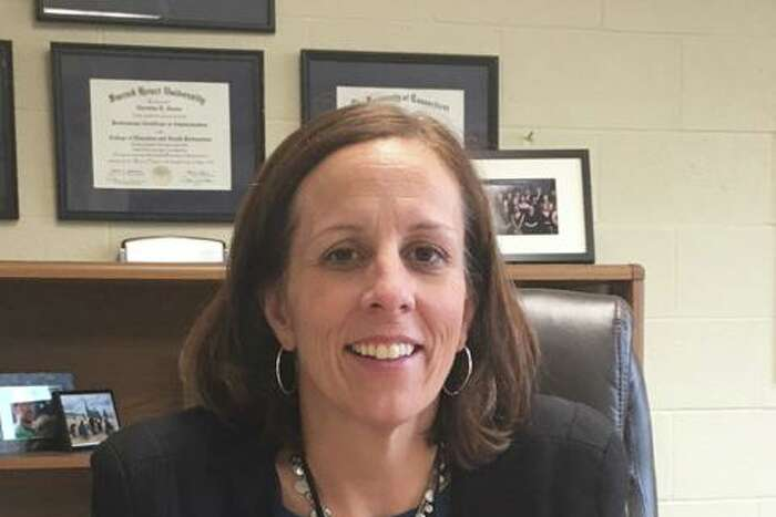 Christine Carver, Bethel superintendent of schools.