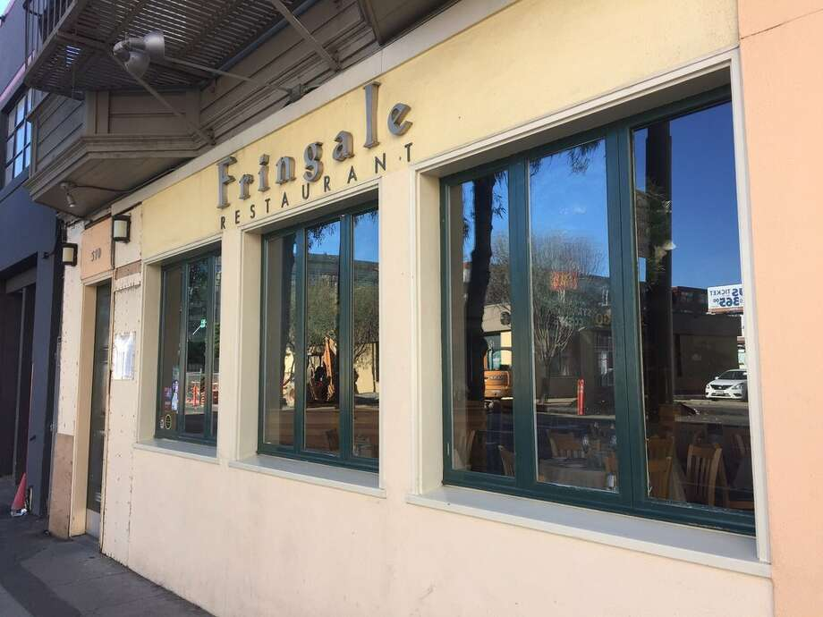 French bistro Fringale will close after 28 years in San Francisco's Mission Bay neighborhood. Their last service day is Jan. 25, 2020. Photo: Photo By Andrew D. On Yelp
