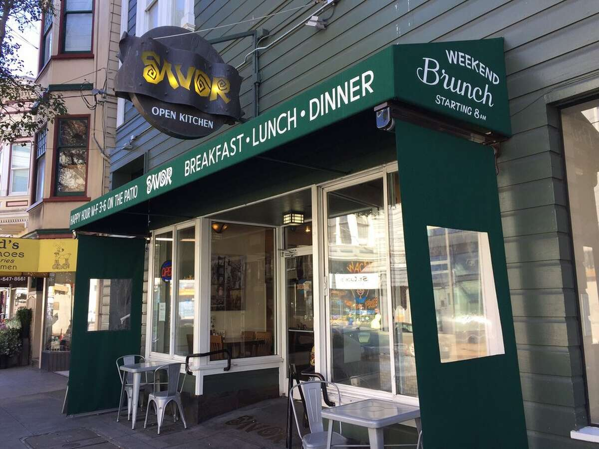 Savor Open Kitchen in Noe Valley has closed after being open for close to 20 years.