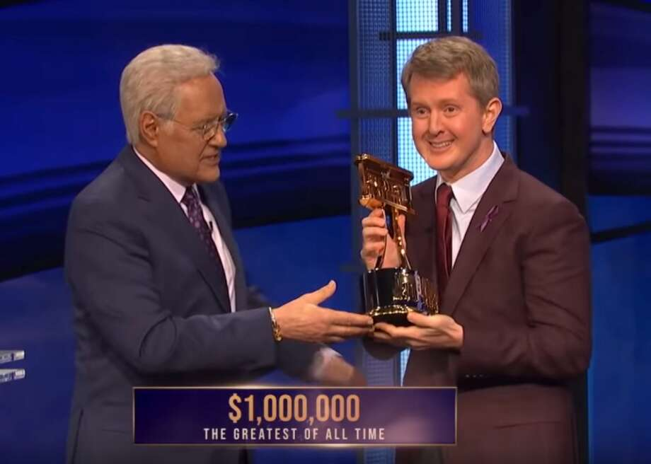 Biggest winners in Jeopardy history Photo: Jeopardy! Productions