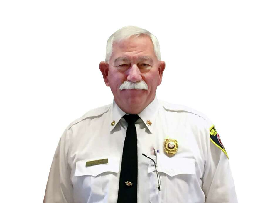 Pictured is New Canaan Fire Marshal Fred Baker. Photo: Contributed Photo