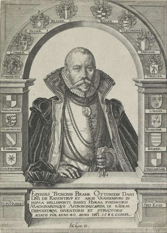 Tycho Brahe Photo: Contributed Photo / Courtesy Of Monty Robson