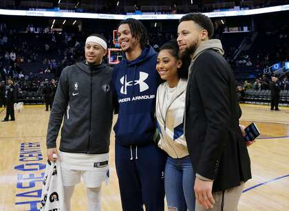 Damion Lee gets new Warriors contract, cites Seth Curry as inspiration