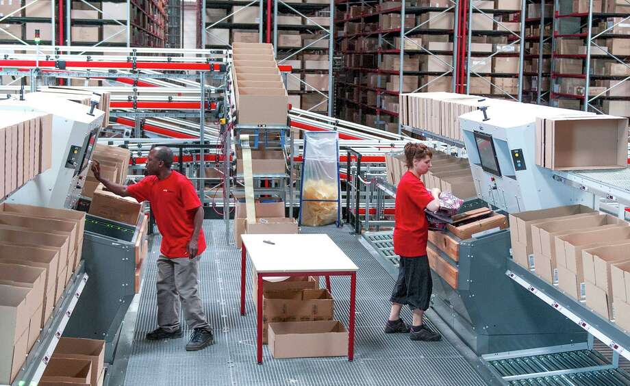 XPO Logistics, which is based in Greenwich, Conn., reported lower revenues, but higher profits for the fourth quarter of 2019. Photo: File Photo