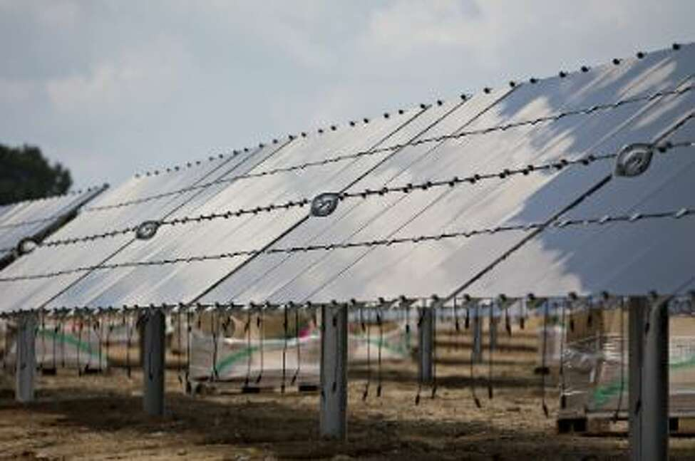 Solar developers are eyeing upstate NY for its affordable and available land.