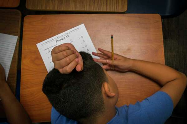 Children in some Texas middle schools are suspended at the state's highest rates, far more frequently than students in elementary and high schools. Dozens of Houston-area middle schools reported suspension rates that ranked in the top 500 across Texas. To see which local districts had the most campuses in the top 500, click through this slideshow.