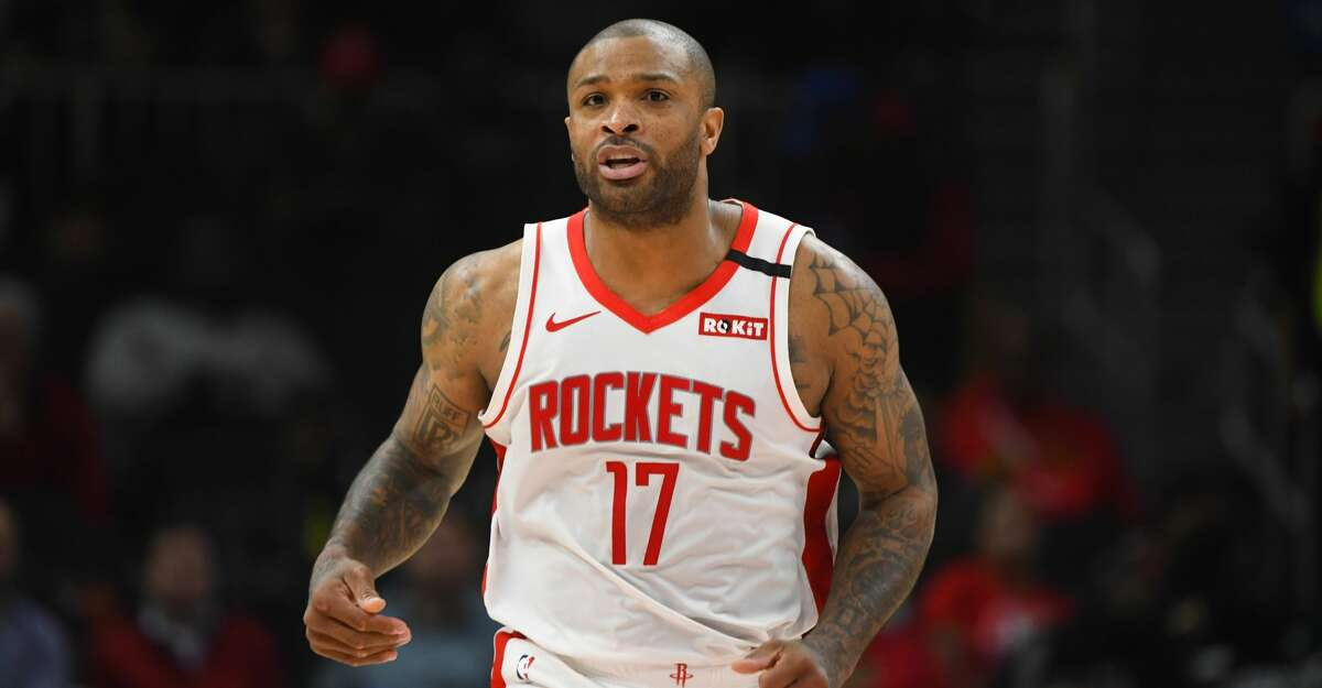 PHOTOS: Rockets game-by-game Houston Rockets forward PJ Tucker comes upcourt during an NBA basketball game against the Atlanta Hawks, Wednesday, Jan. 8, 2020, in Atlanta. (AP Photo/John Amis) Browse through the photos to see how the Rockets have fared in each game this season.