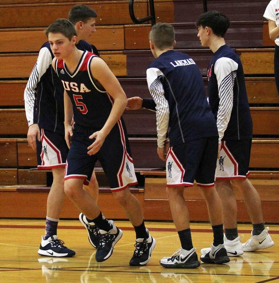 The USA boys basketball team beat host Cass City, 48-32, on Wednesday, Jan. 15, 2020. Photo: Mark Birdsall/Huron Daily Tribune