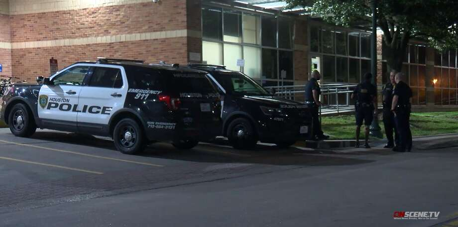 Ben Taub Hospital was briefly locked down Wednesday night after a prisoner escaped custody while preparing for medical tests, according to police. Photo: OnScene TV