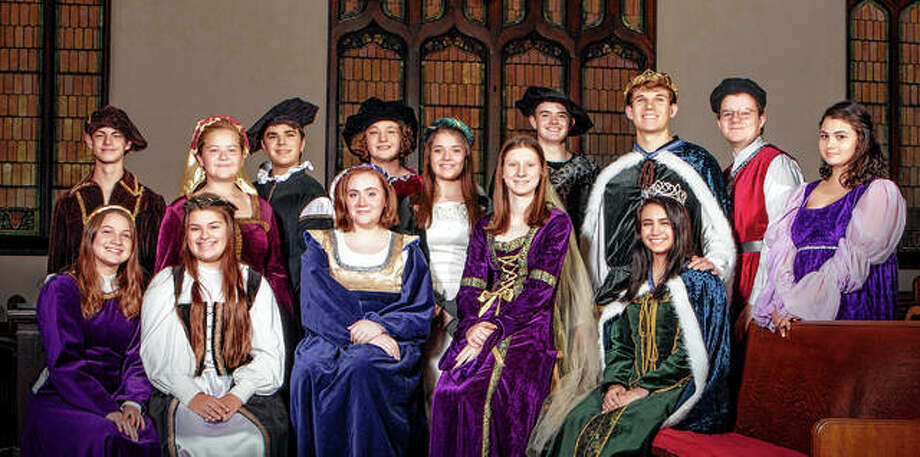 """Jacksonville Association for Music will present """"The Dating Game,"""" a Madrigal dinner featuring Jacksonville High School choral music students, on Feb. 8-9 in the high school cafeteria. Ticket reservations are due Feb. 1. Photo: Photo Provided"""