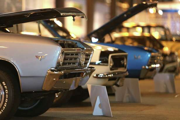 The Houston Auto Show returns to the NRG Center.
