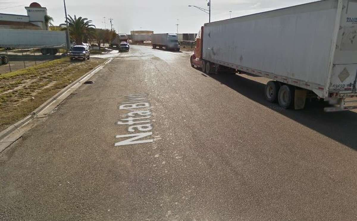 Laredo police officers responded to an accident Aug. 5 in the 300 block of Nafta Boulevard.