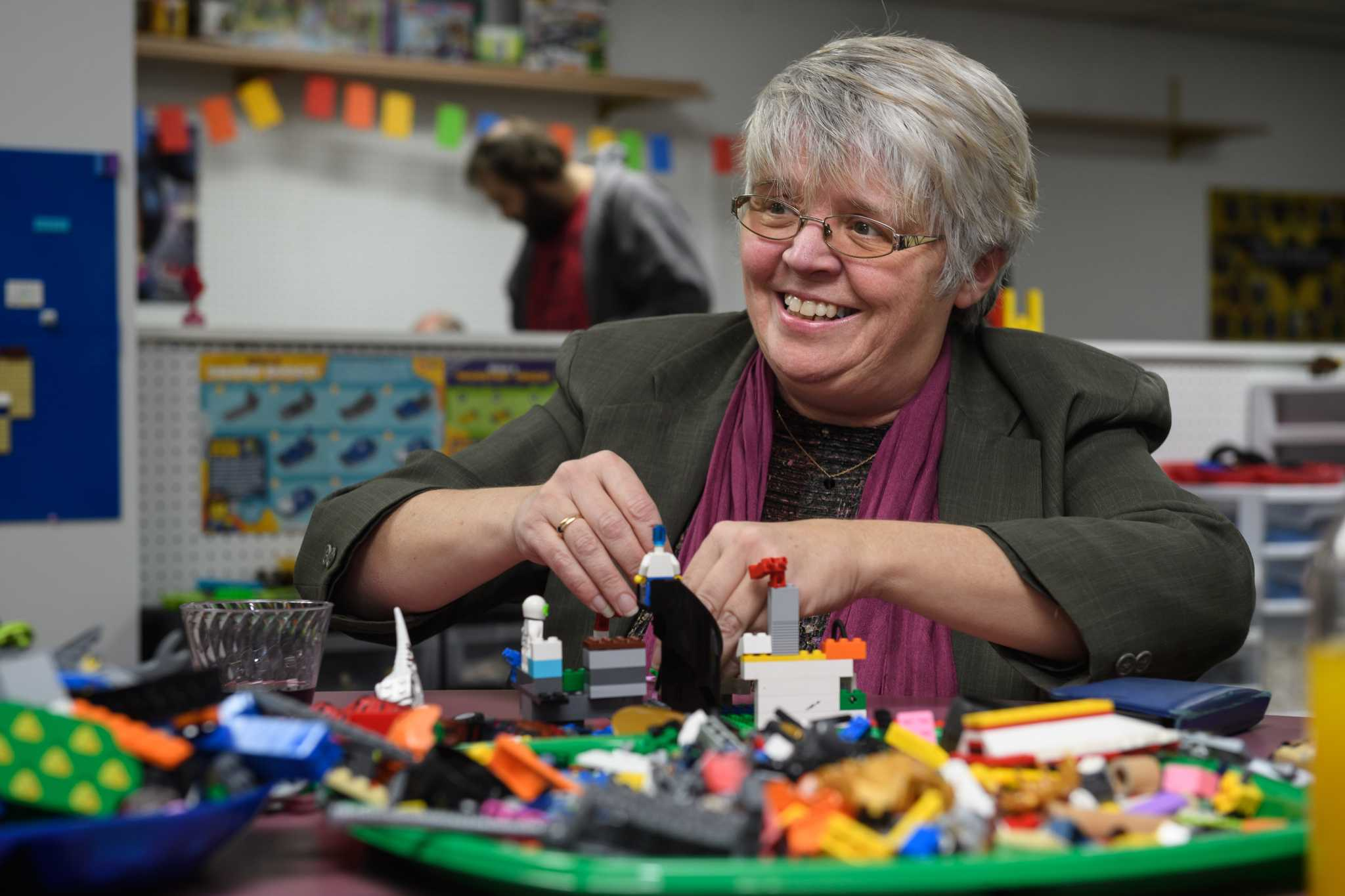 Lego sets its sights on a growing market: Stressed-out adults