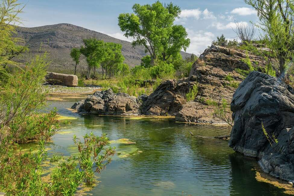 Brewster Ranches spans 420,000 acres near Big Bend National Park, stretching from the Rio Grande to the town of Marathon.