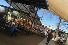 The Cove is a burger joint, kids' playscape, bar, car wash and laundromat rolled into one in San Antonio's Five Points neighborhood.