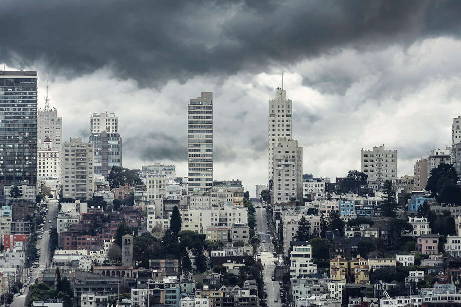 More rain is in the forecast for the San Francisco Bay Area this week. Photo: Getty Images / Maciej Bledowski