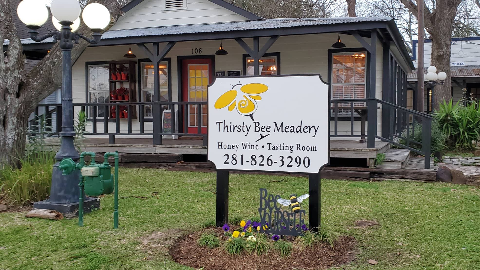 Beekeeping couple launches new Tomball hotspot where honey can give you a buzz