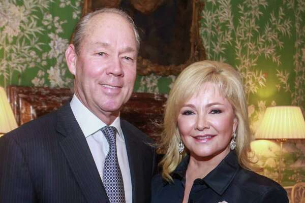 EMBARGOED FOR REPORTER UNTIL JAN. 20 Honorees Jim and Whitney Crane at the Jubilee of Caring gala at River Oaks Country Club on January 15, 2020.