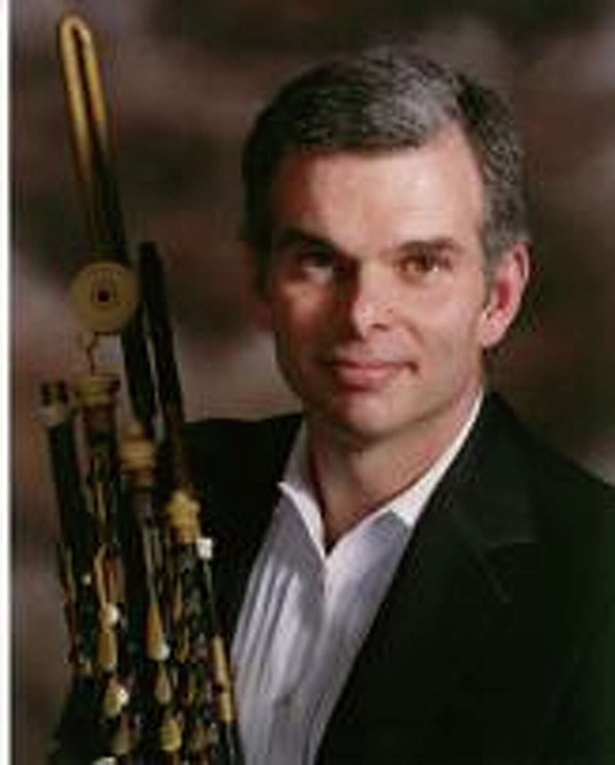 The Greater Bridgeport Symphony is hosting one of America's top Uilleann (elbow) pipers, Jerry O'Sullivan, on March 14,at The Klein in Bridgeport.