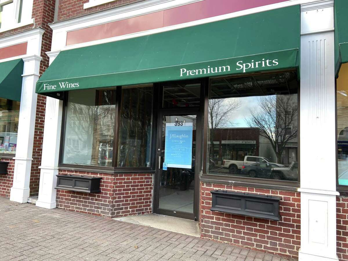 The vacant storefront at 393 Main Street in Ridgefield. J.McLaughlin has announced it will be opening business in that location later this year.