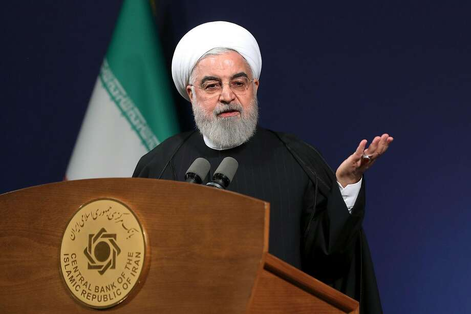 "President Hassan Rouhani said the nuclear program is in a ""better situation"" now than before. Photo: Iranian Presidency"