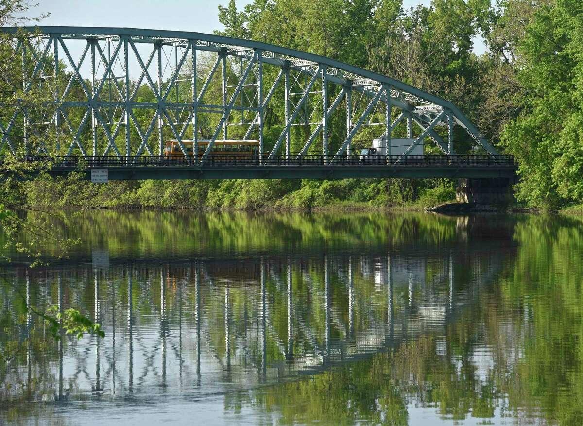 Veterans Bridge in New Milford, Conn. on Friday morning, May 19, 2017.