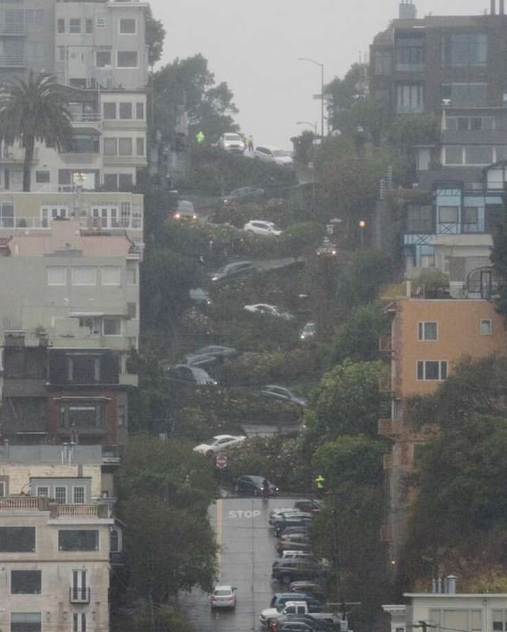 Rainfall totals: San Francisco records more than an inch