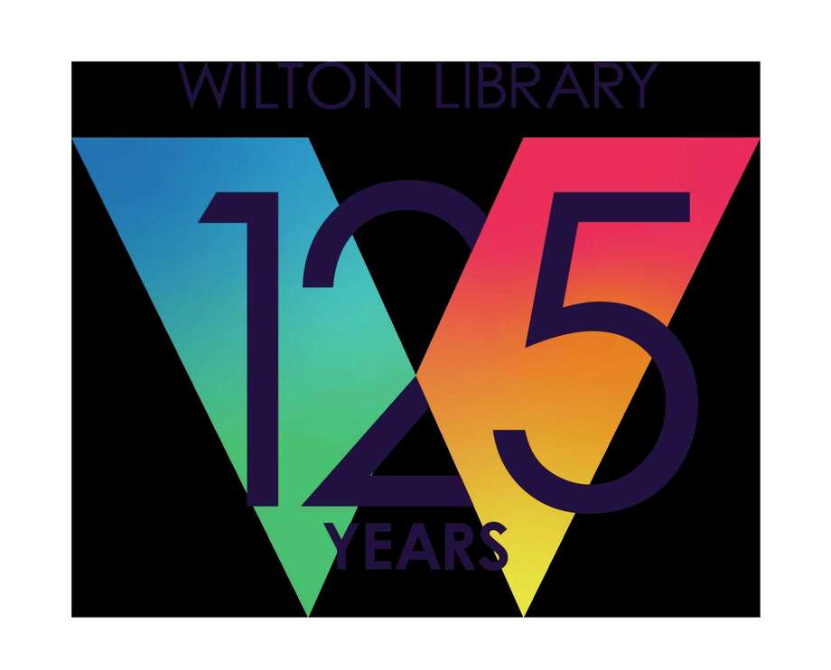 Wilton Library's new logo — celebrating its 125th anniversary year — was designed by library trustee Sanford Stein and his design team. Photo: Contributed Photo / Wilton Library / Wilton Bulletin Contributed