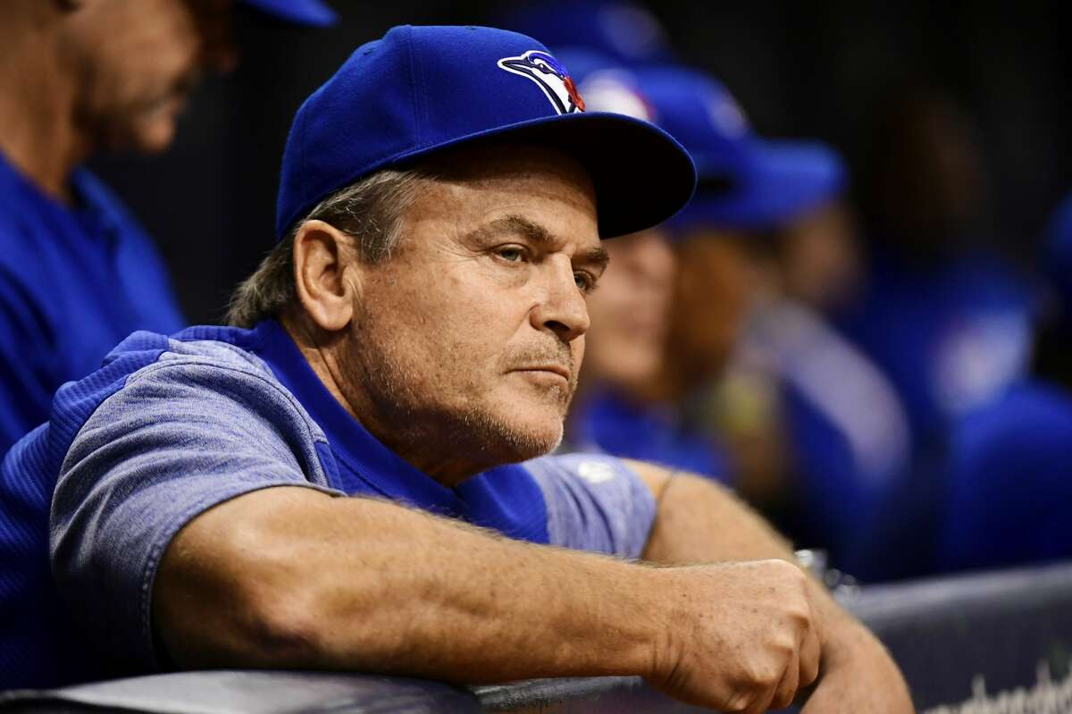 John GibbonsThe Astros interviewed Gibbons on Jan. 16. Gibbons, who graduated from San Antonio MacArthur High School, went 793-789 (.501) in two separate stints as the Blue Jays manager. He was fired in midseason 2008 after five seasons as manager. He was rehired before the 2013 season and again lasted five years. He led the Blue Jays to the ALCS in 2015 and 2016, losing to the Royals and Indians, respectively. The 57-year-old Gibbons is known as a fiery manager and had several run-ins with players in Toronto.