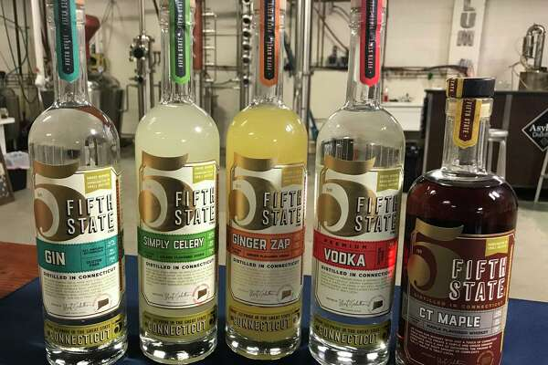 Bridgeport's Asylum Distillery has been rebranded and renamed Fifth State Distillery.