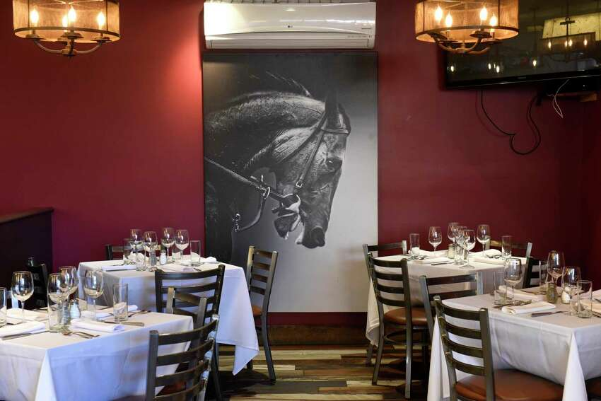 Interior of Fish at 30 Lake located at the Pavilion Grand hotel on Wednesday, Jan. 8, 2020 in Saratoga Springs, N.Y. (Lori Van Buren/Times Union)