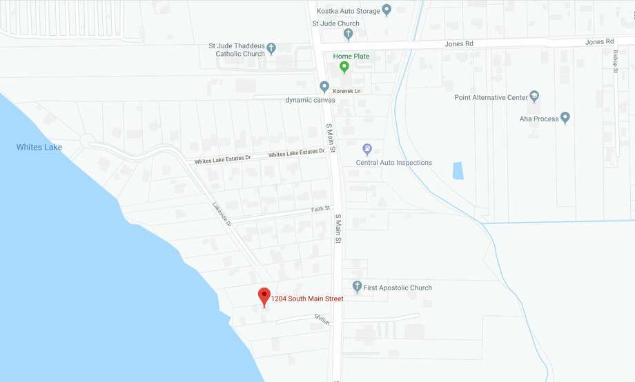 Late this afternoon, HCSO tweeted that it is working a major crash in the 12oo block of S. Main, in Channelview. A vehicle reportedly crashed into a gas meter. Photo: Google Maps