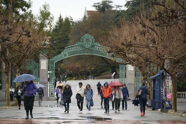 UC Berkeley on Thursday, Jan. 16, 2020, in Berkeley, Calif.