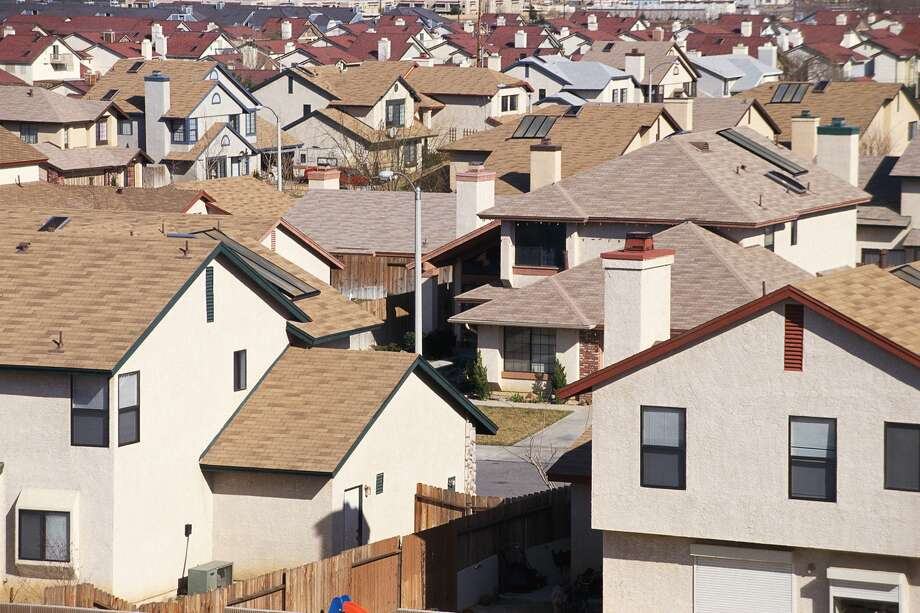 Tract homes fill the streets of Palmdale, Calif., one of nation's leading cities for millennial homeownership. Here are the top 10, according to Smart Asset's new study of census data. Photo: VisionsofAmerica/Joe Sohm/Getty Images